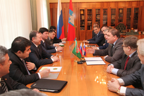 Российская Федерация иТуркменистан подписали 15 договоров остратегическом партнёрстве